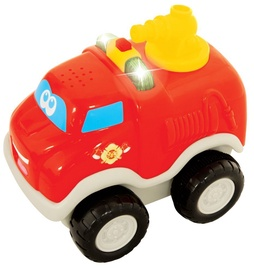 Kiddieland Pull And Go First Fire Engine 050070
