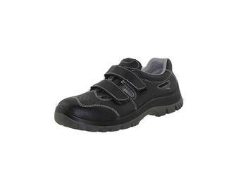 SN LD006 S1P Work Sandals 46 Black
