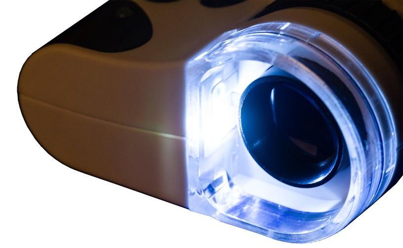 Levenhuk Zeno Cash ZC6 Pocket Microscope White
