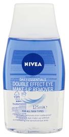 Средство для снятия макияжа Nivea Visage Dual Action Waterproof Eye Makeup Remover, 125 мл