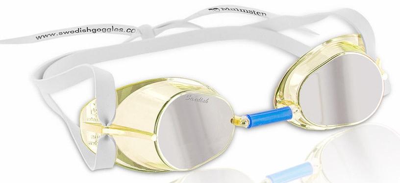 Malmsten Swedish Goggles Jewel Collection Citrine