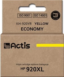 Actis Cartridge KH-920YR For HP 12ml Yellow