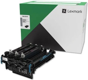 Lexmark Black/Colour 78C0ZV0 Drum Unit