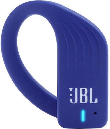 Наушники JBL Endurance Peak Blue, беспроводные