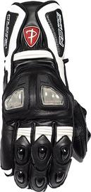 Перчатки Polednik Vitesse, белый/черный, S
