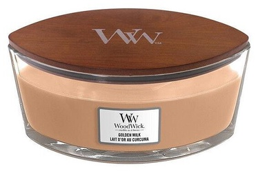 Свеча WoodWick Golden Milk Candle 453.6g