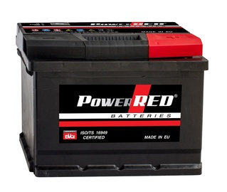 Akumulators Power Red L1, 50 Ah, 420 A, 12 V