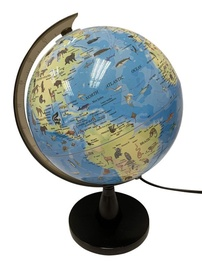 Intelektuāla rotaļlieta Amo Toys Science Globe With Animals