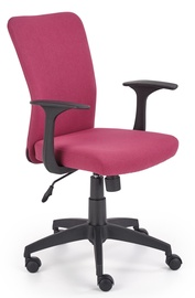 Bērnu krēsls Halmar Nody Dark Pink