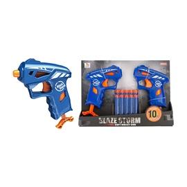Игрушечное оружие Zecong Toys Blaze Storm Soft Bullet Gun Set 10 Bullets ZC7110