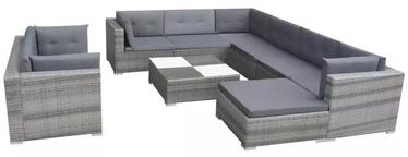 Āra mēbeļu komplekts VLX 10 Piece Garden Lounge Set 42736