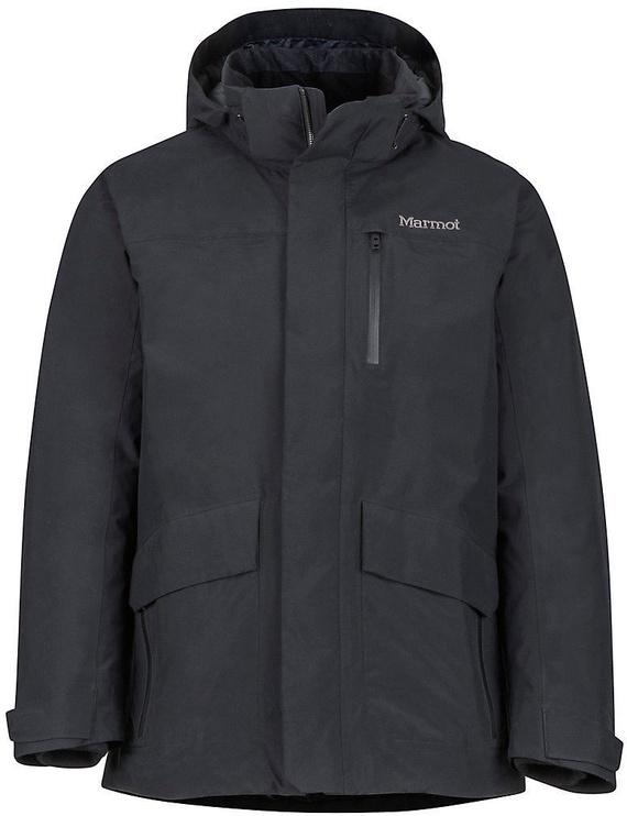 Marmot Mens Yorktown Featherless Jacket Black XL