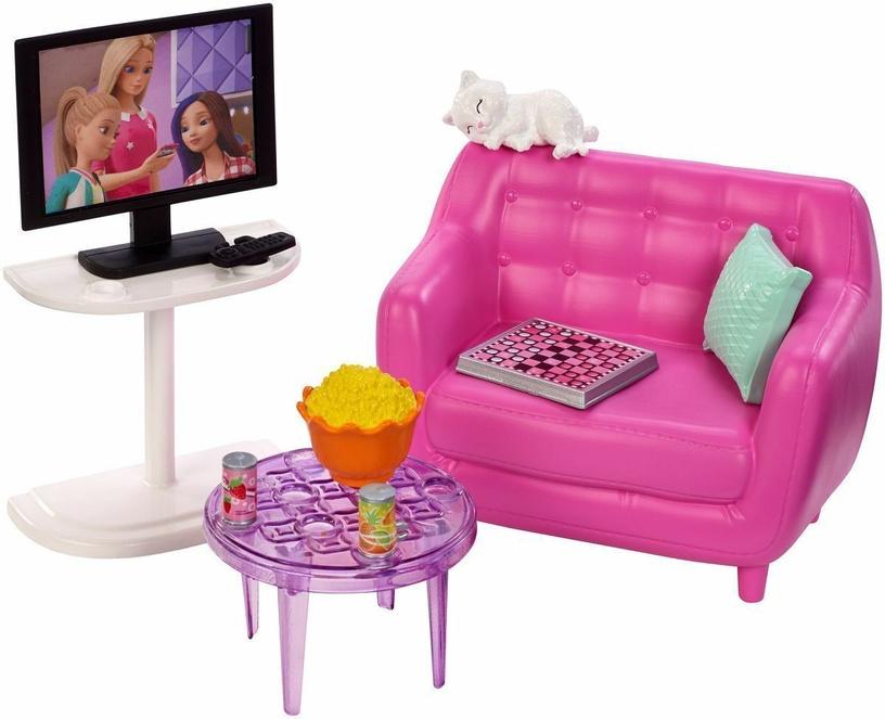 Lelles mēbeļu komplekts Mattel Barbie FXG33
