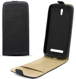 Telone Shine Pocket Slim Flip Case HTC Desire 300 Black
