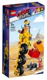 Konstruktors Lego The Movie Emmet's Thricycle 70823