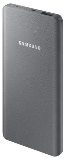Ārējs akumulators Samsung ULC Grey, 5000 mAh