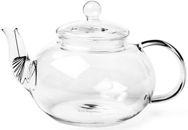 Fissman Tea Pot With Steel Filter 600ml