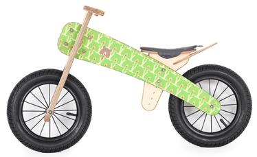 Балансирующий велосипед MGS FACTORY DipDap Green Bears