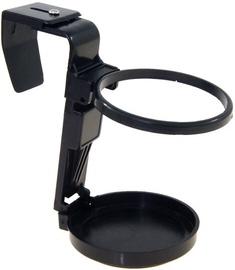 Dzērienu statnis Carmotion Cup Holder Black
