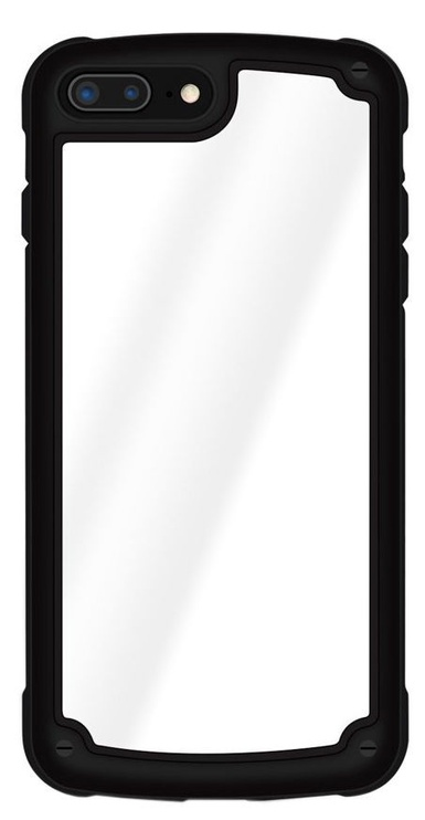 Hurtel Solid Frame With Bumper For Huawei Mate 20 Lite Black