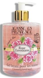 Jeanne En Provence Cleansing Hand Wash 500ml Rose Envoutante