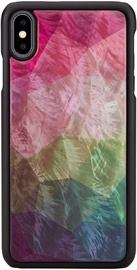 iKins Water Flower Back Case For Apple iPhone X/XS Black