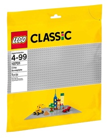 Pamatplāksne LEGO Classic 10701 Gray