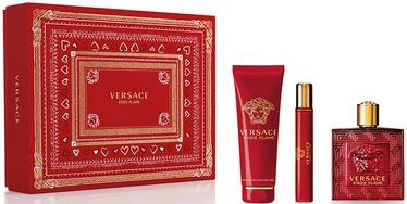 Versace Eros Flame 3pcs Set 260ml EDP