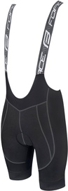 Force Fame Bibshorts Black XL