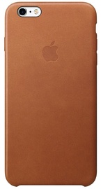 Apple Case For iPhone 6s Plus Leather Saddle Brown