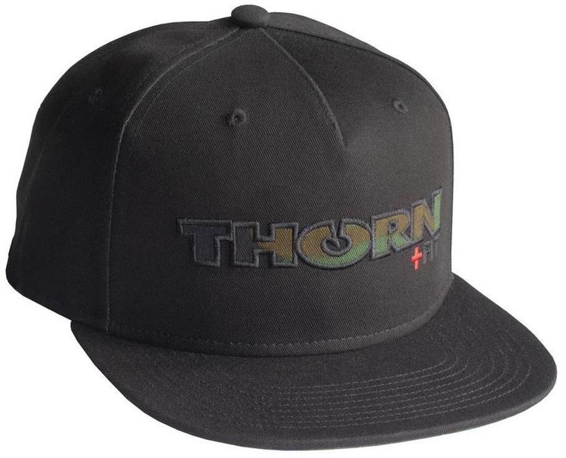 Thorn Fit Camo Snapback Cap