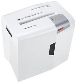 Papīra smalcinātājs HSM Shredstar S10, 6 mm