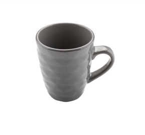 SN Diamond Mug 320ml Grey