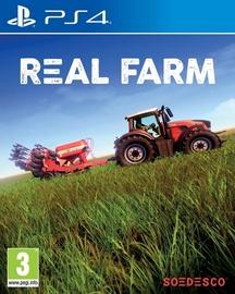 PlayStation 4 (PS4) spēle Real Farm PS4