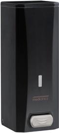 Mediclinics Surface Push Button Liquid Soap Dispenser 1.5l Black