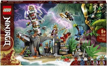 Konstruktors LEGO NINJAGO® Sargu ciemats 71747