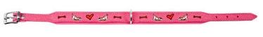 Karlie Flamingo Collar Montenegro 24/35 Pink