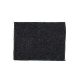 Придверный коврик Black, 60 x 80 cm