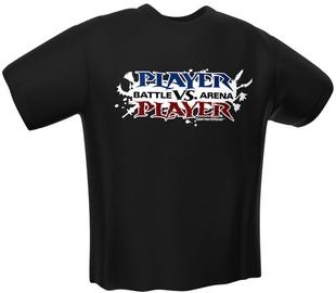 GamersWear PVP Arena T-Shirt Black XL