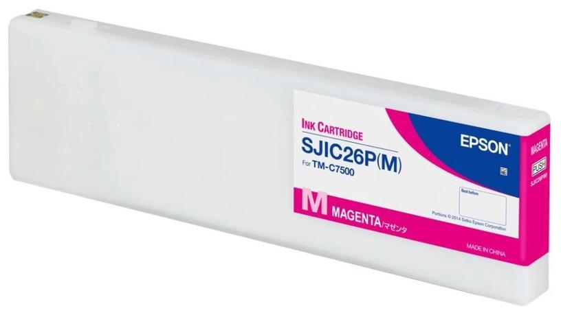 Epson Cartridge For Epson 295.2ml Magenta