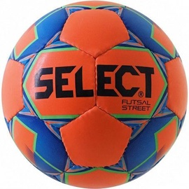 Select Futsal Street 2018 Football 13989 Blue/Orange Size 4