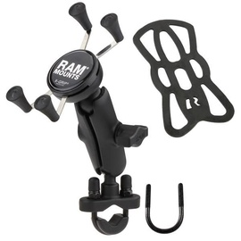 Telefona turētājs Ram Mounts X-Grip Phone Mount With Handlebar U-Bolt Base