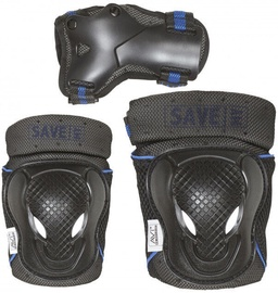 Aizsardzības Save My Bones Safety Set Blue S