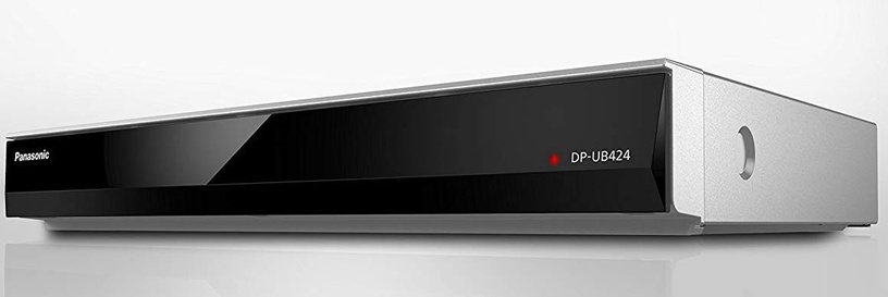 Blu-Ray проигрыватель Panasonic DP-UB424 Silver