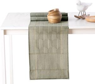 AmeliaHome Laval AH Tablecloth DarkGreen 60x120cm