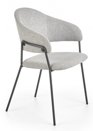 Halmar Chair K359 Light Grey