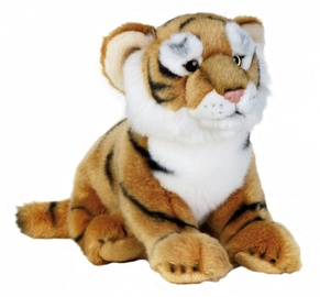Mīkstā rotaļlieta Dante National Geographic Tiger, 25 cm