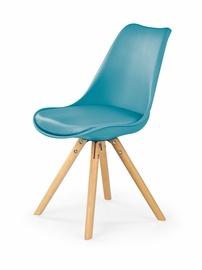Ēdamistabas krēsls Halmar K201 Turquoise