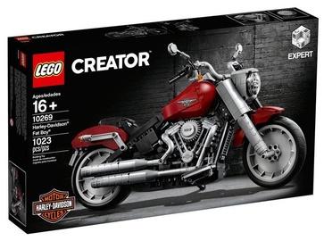 Конструктор LEGO® Creator 10269 Harley-Davidson® Fat Boy®
