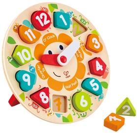 Hape Chunky Clock Puzzle E1622A